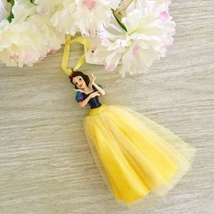 DISNEY Snow White Elegant Princess Ornament